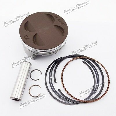 Piston Kit 62mm For Kitaco For Chinese YX 4 Valve Cylinder Head Pit Dirt Bike