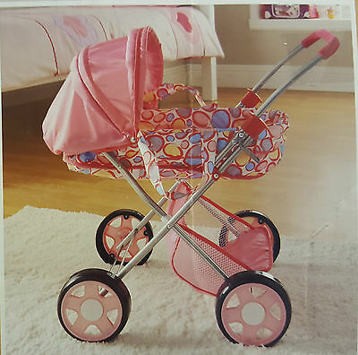 Little Dolls Pram For The Ages Of 3 Plus
