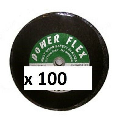 """100 New 1/32"""" Inch 3"""" Die Grinder Cut Off Wheel Disc Fast Shipping"""