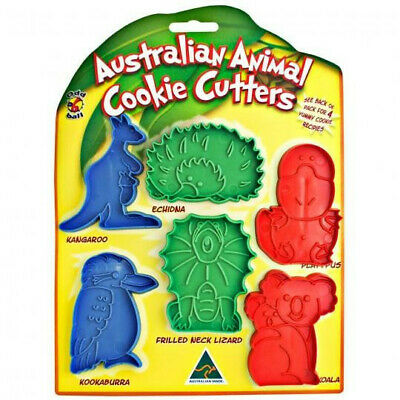 Australian Animal Cookie Cutters