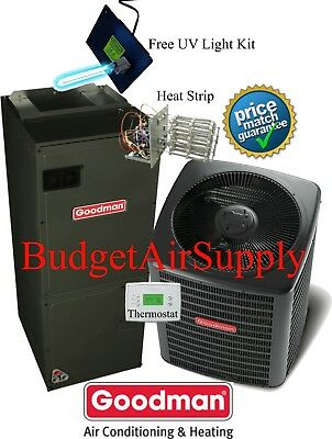 3 Ton Heat Pump 15 Seer Complete System Icp Carrier