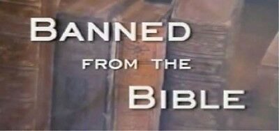 BANNED FROM THE BIBLE (The Book of Jubilees, Dead Sea Scrolls,The Book of enoch)