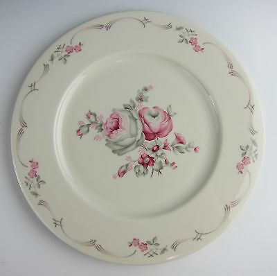 Castleton China BELROSE Dinner Plate(s) Excellent