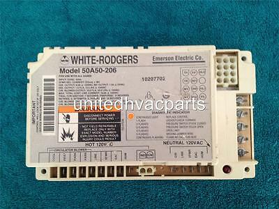 OEM White Rodgers 50A50-206 Furnace Fan Circuit Control Board 10207702