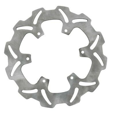 Front Brake Disc Rotor for Suzuki YAMAHA YZ125 WR250 DIRT PIT BIKE