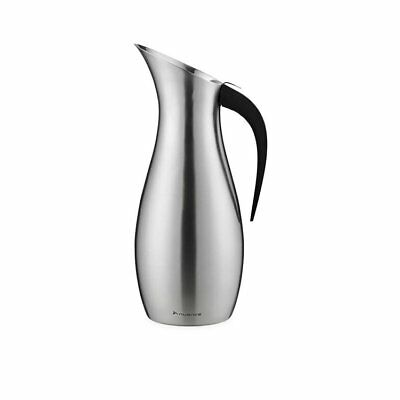 NEW Nuance Penguin Water Pitcher 1.7L Brushed Stainless Steel (RRP $199)