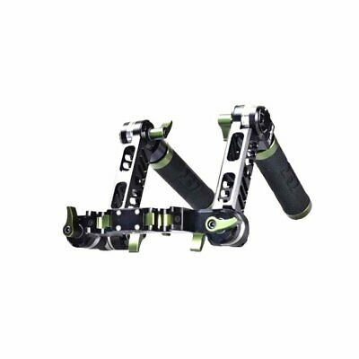 Lanparte UG-02  Deluxe Adjustable Hand Grips for 15mm Rail System Rig