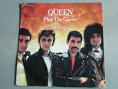 Sp 45T / Queen /  Play The Game / 3E181