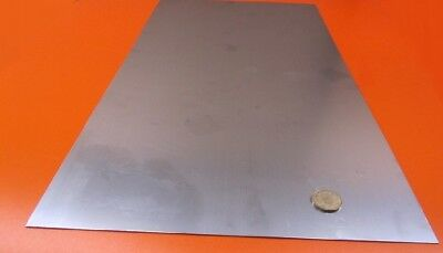 """410 Stainless Steel Sheet,  .029"""" Thick x 12"""" Wide x 24"""" Length, 1 Unit"""