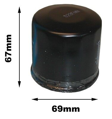 For Kawasaki KLE 650 A7F Versys Oil Filter 2007