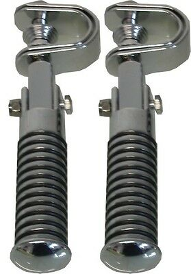 Footrests Clamp On Sundance O-Ring Style