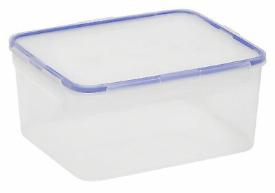 Snapware 18.5-Cup Airtight Rectangle Food Storage Container, Plastic, NEW,AOI