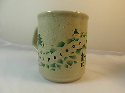 Soapstone Mountain Trail Race Coffee Cup Somers CT EUC Rare HTF