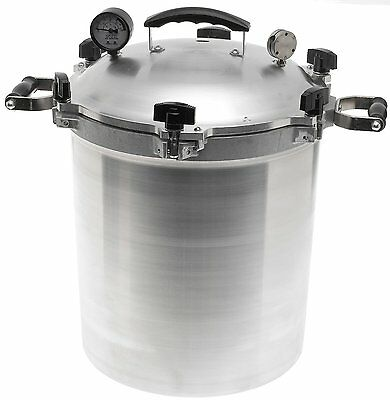 All American 30 QT Pressure Cooker/Canner 930 Pressure Cooker NEW