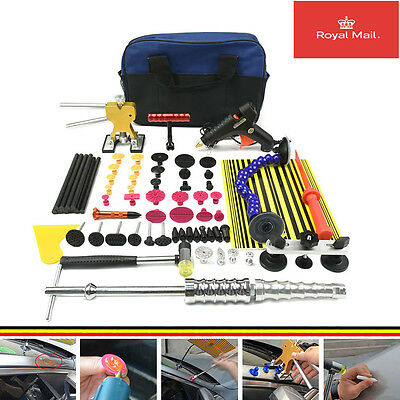 PDR Silde Hammer Dent Lifter Big Kit Paintless Dent Repair Hail Removal Tool