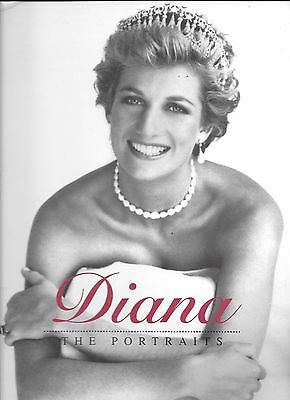 Herald Sun Princess DIANA the portraits colour photos x10 album complete VGUC