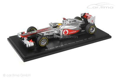McLaren MP4-26 - German GP 2011 - Lewis Hamilton - Spark - 1:43