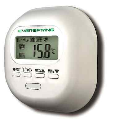 EVERSPRING - Temperature and Humidity Sensor ST814, 908.4 Mhz US/Canada
