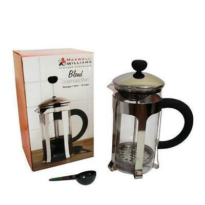 Maxwell & Williams Blend Cosmopolitan Coffee Plunger, 1Litre, Gift Box, Beverage
