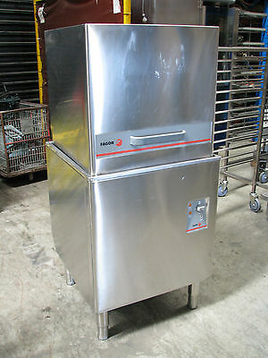 Commercial Kitchen Pass Through Dishwasher - Fagor F1-80
