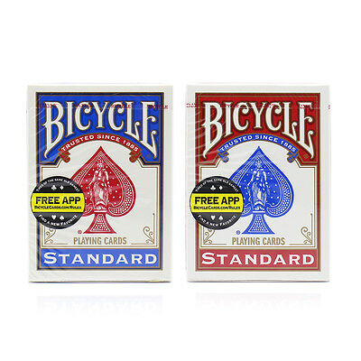 New Bicycle Standard Playing Cards