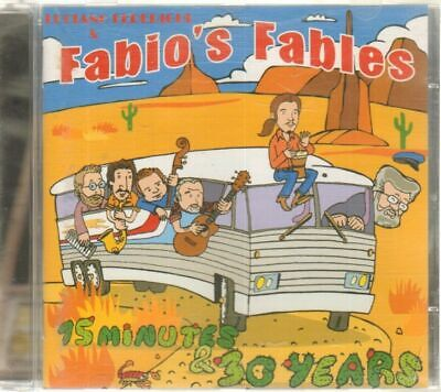 FIFTEEN MINUTES & THIRTY YEARS di L. Federighi e F. Fables CD Audio Musicale