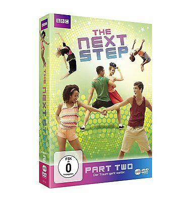 The Next Step - Part 2 Two  (BBC Series) - PAL Region 2 DVD sealed