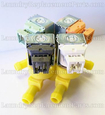 4 Way Water Valve For Gen 6 Wascomat & Electrolux Washers - 824069