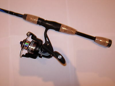 SHAKESPEARE CONQUEST CONQU6030SPCBO Spinning ROD / REEL COMBO MEDIUM  6' 0""