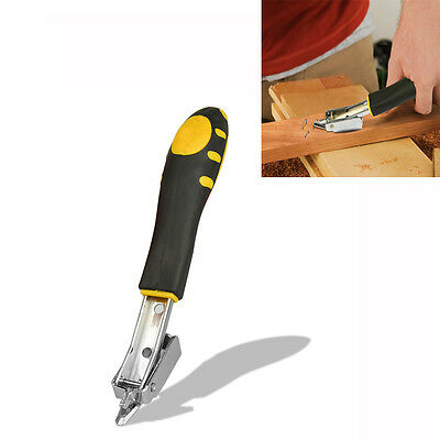 Heavy Duty Upholstery Construction Staple Remover Tack Tacker Lifter Grip Handle