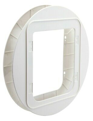 SureFlap Pet Door Mounting Adaptor White - For Large Cats, Small Dogs