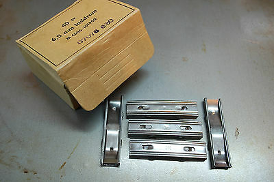 5 X  6.5x55 Swede Stripper Clips For Mausers / Ljungman // Ships worldwide