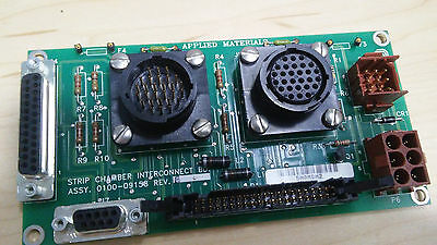 0100-09158 wPCB Assy., Chamber Interconnect (Strip)