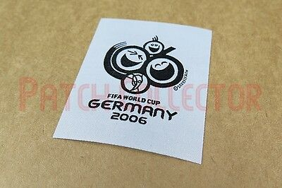 World Cup GERMANY Qualifier Soccer Patch / Badge 2006