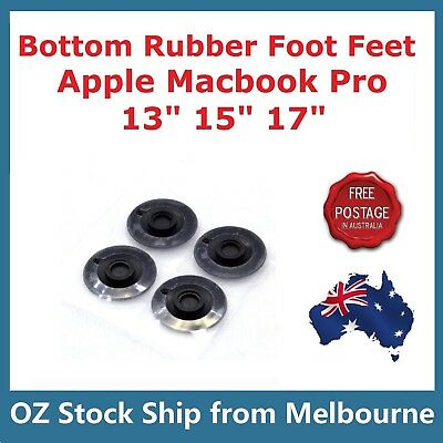 Apple MacBook Pro UniBody A1278 12861297 Bottom Case Rubber Feet Replacement