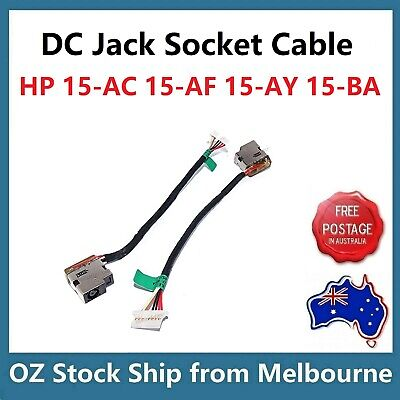 DC Power jack cable for HP Pavilion 15-AC 15-AF 15-AY 15-AF 250 G4 G5 799736-T57