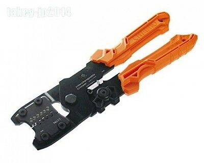 Engineer PAD-11 Crimp Tool For Micro JST Molex Tyco Wire Terminal From Japan F/S