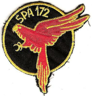 ARMEE    de    l'AIR          Escadrille     SPA    172                 patch