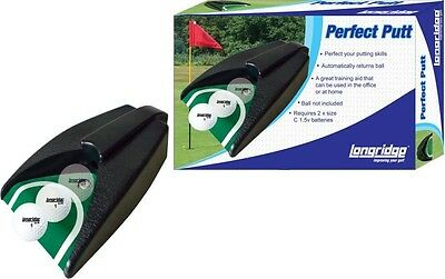 Longridge Auto Putt Returner *** Great Gift ***