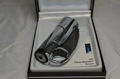 New Colibri Viper Polished Silver Quantum SST Lighter