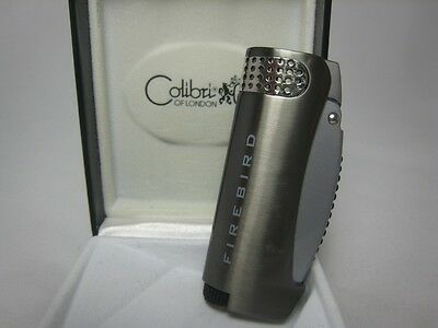 New Colibri Odyssey Windresistant SST Firebird Lighter