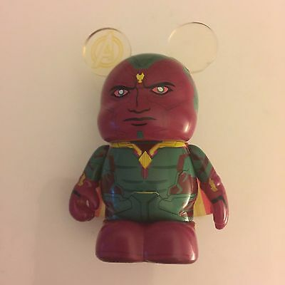 Disney 2015 D23 Expo Exclusive REGULAR VISION VARIANT VINYLMATION Avengers