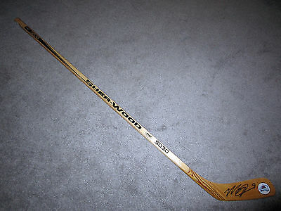 68ec02a29 Bryan Trottier Signed Hockey Stick New York Islanders Hof Exact Proof - Autographed  NHL Sticks Sports Memorabilia Holiday Gifts