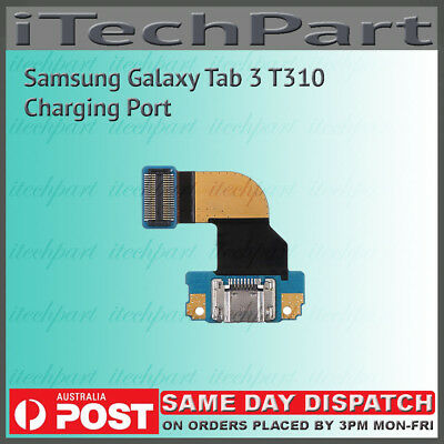 Genuine Samsung Galaxy Tab 3 T310 USB Charging Port Dock Flex Cable Replacement