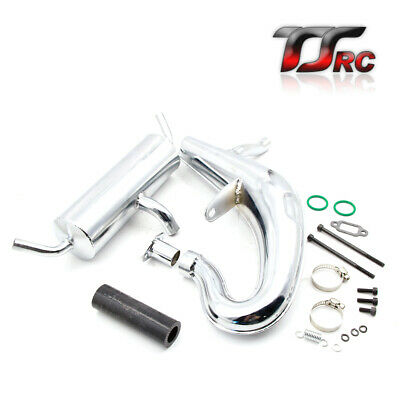 Metal Exhaust pipe for Losi 5ive T