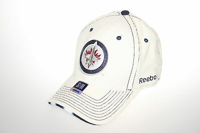 Winnipeg Jets Reebok Nhl Ice Hockey Official Team Hat Cap S/m