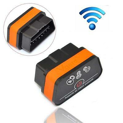 2017 Vgate iCar2 WiFi ELM327 OBD2 II Car Diagnostic Scan Tool for iPhone Android