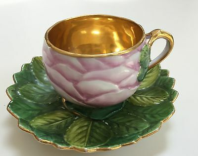 SALE!!! KPM Cup and Saucer c.1820