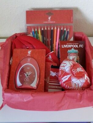 Mens/boys Liverpool football hamper gift basket