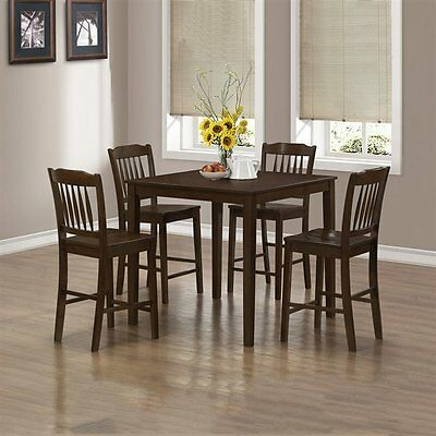 Monarch Specialties I 1548 Counter Height Dining Set